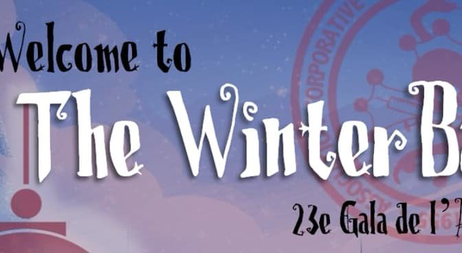 Inscription Gala 2019 – The Winter Ball